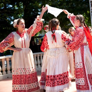 Extravaganza Kolo Dancers